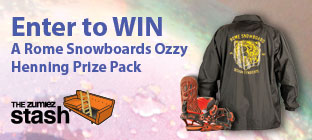 Ozzy Henning Stash Contest