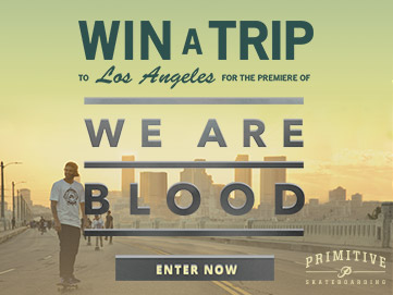 Win A Trip to LA for We Are Blood Premiere