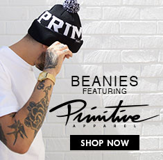 Primitive Apparel Beanies