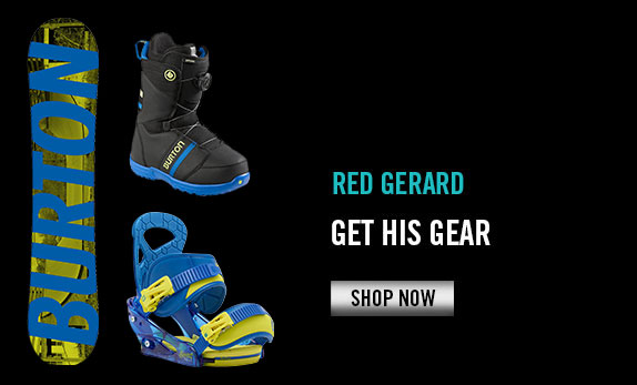 Red Gerard's Gear