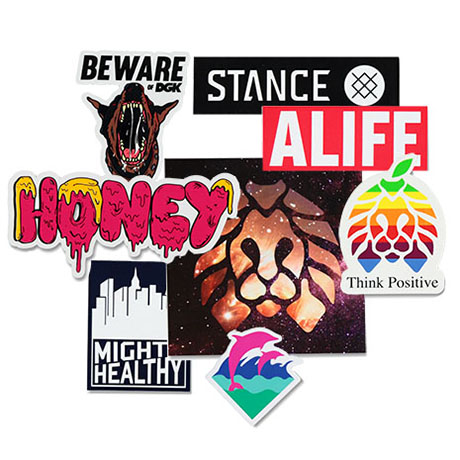 Regular Sticker Pack