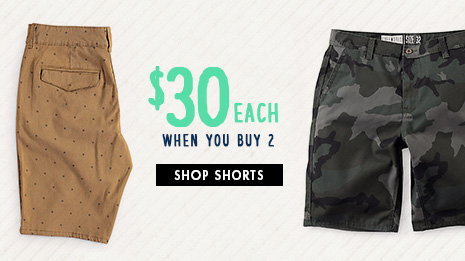 mens shorts deals