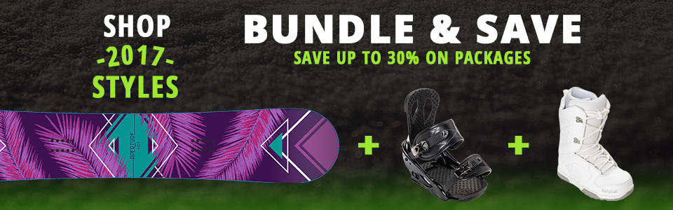 2017 Styles - Bundle and Save. Save up to 30% on Packages.