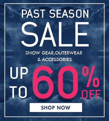 Past Season Gear Sale