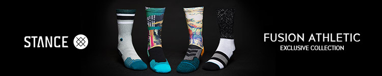 Fusion Athletic x Stance Socks