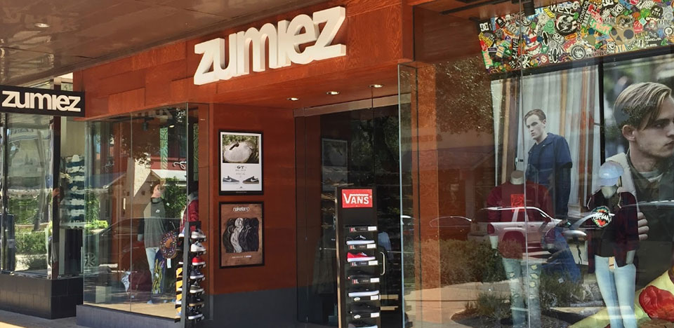 Charming ... San Antonio TX. Zumiez The Shops At La Cantera