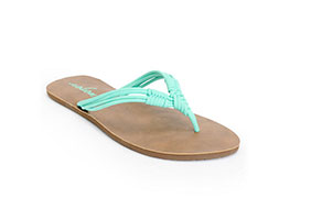 Volcom Women's Have Fun Mint Sandals