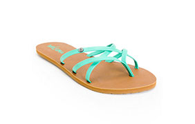 Volcom Women's New School Aqua Sandals