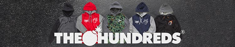 The Hundreds Jackets