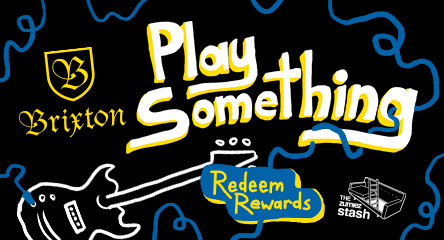 'Make Something' Promotion - Brixton Play Something