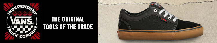 Vans x Independent - The Original Tools of The Trade