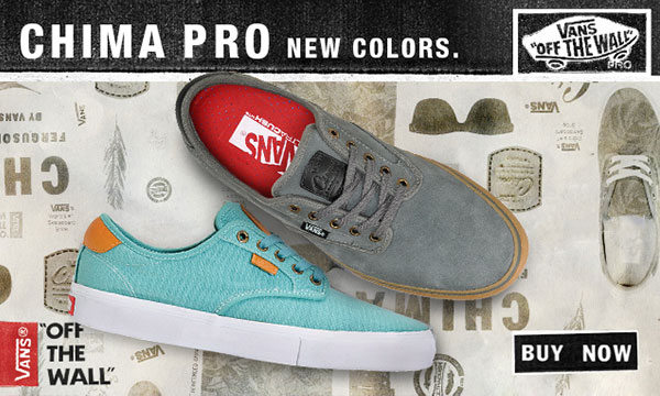 Chima Pro - New Colors