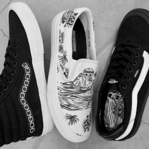 Vans x Sketchy Tank Shoes