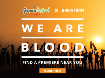 We Are Blood Premieres - Nation Wide