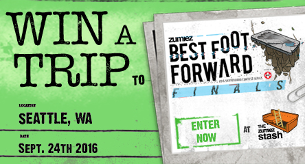 Win a Trip to the Best Foot Forward Finals