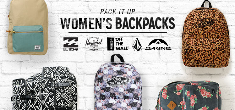 Womens Backpacks