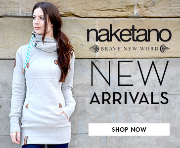 New Arrivals from Naketano