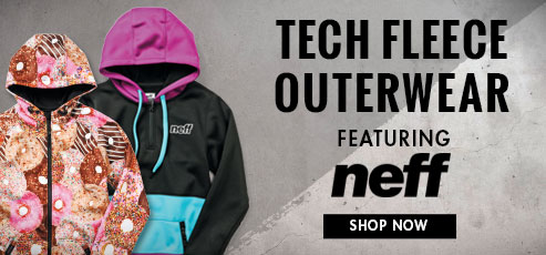 neff tech fleece