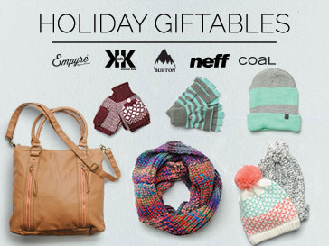 holiday giftables
