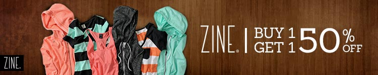 Zine Women's - Buy 1 Get 1 50% Off
