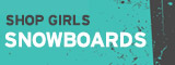 Shop Girls Snowboards