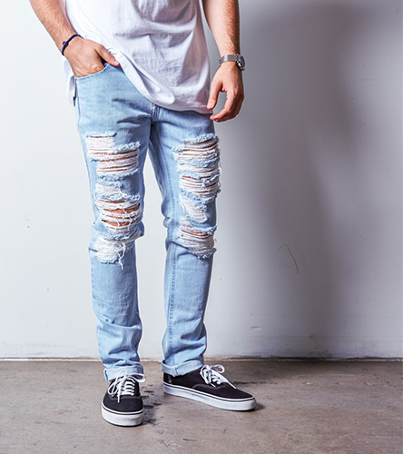 Rustic Dime Jeans