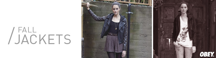 Girls Leather Jackets