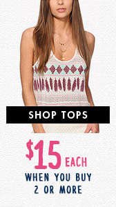 Women's Tops - $15 Each When You Buy 2