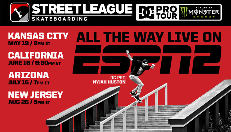 Watch SLS on ESPN2