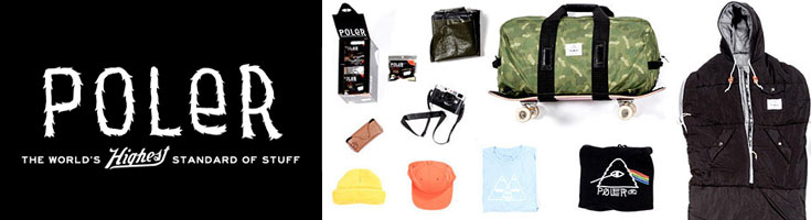 Poler Stuff Camping Gear and Clothing