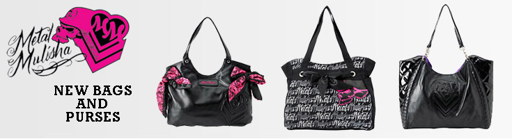 Metal Mulisha Purses and Bags