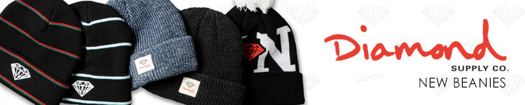 Diamond Supply Beanies