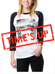 Glamour Kills Hunting To Feel Black & Solar Baseball Tee Shirt