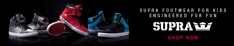Supra Kids Shoes