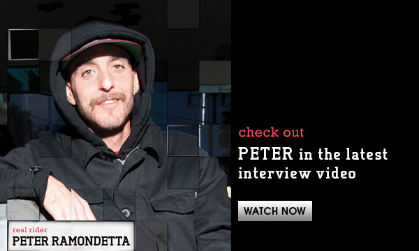 Shop Peter Ramondetta's Gear