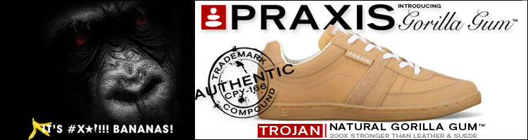 Praxis Shoes