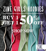 Girls Zine Hoodies