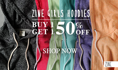 Girls Sale Zine Hoodies