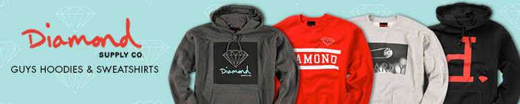 Diamond Hoodies