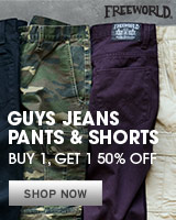 Freeworld Jeans Pants Shorts BOGO 50