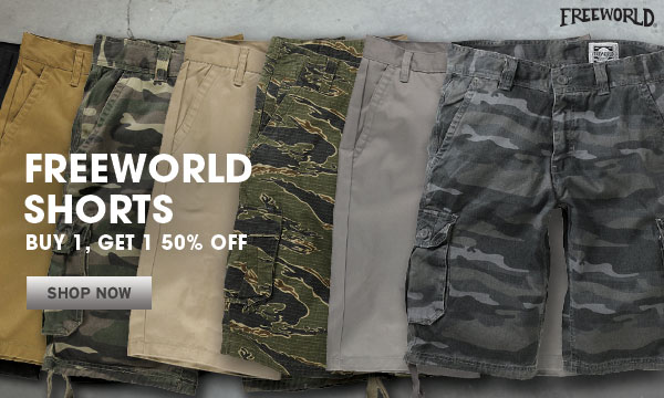 Free World Shorts