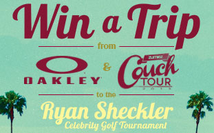 Ryan Sheckler Golf Tournament