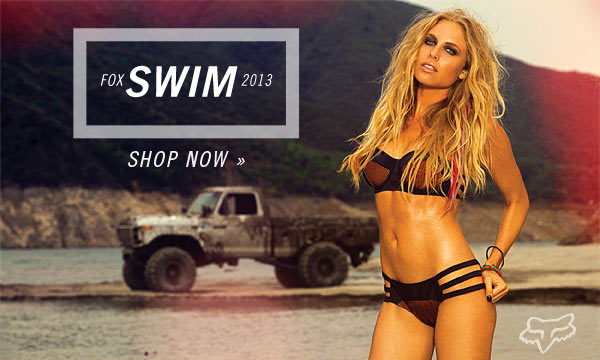 Shop Fox Girls Swimwear