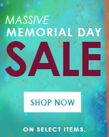 Memorial Day Accessories Sale