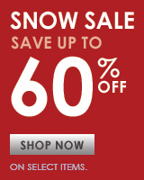 Snow Sale up to 60% off