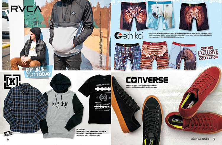 Holiday 2015 Catalog Page 14 & 15