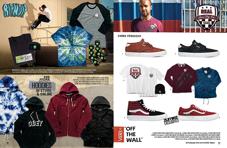 Holiday 2015 Catalog Page 26 & 27