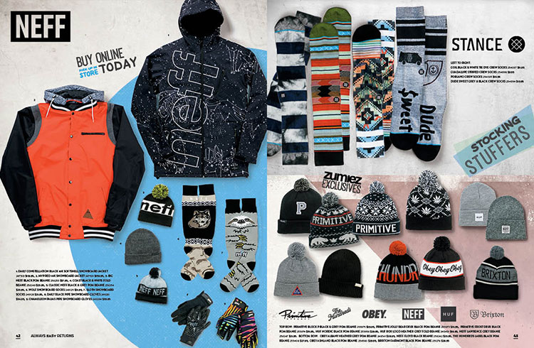 Holiday 2015 Catalog Page 42 & 43