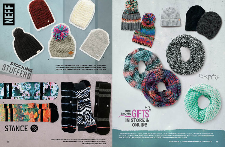Holiday 2015 Catalog Page 46 & 47