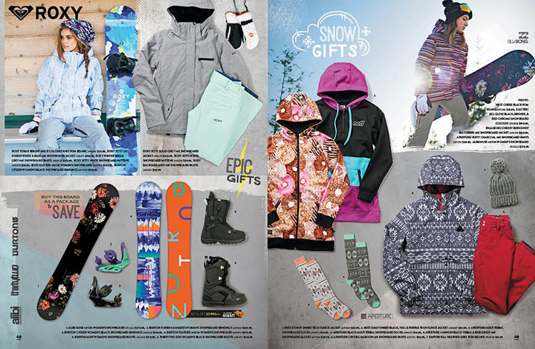 Holiday 2015 Catalog Page 48 & 49